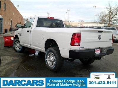 2018 Ram 2500 Regular Cab 4x4,  BOSS Snowplow Pickup #DJ39037 - photo 5