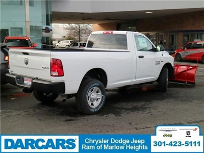 2018 Ram 2500 Regular Cab 4x4,  Pickup #DJ39037 - photo 2