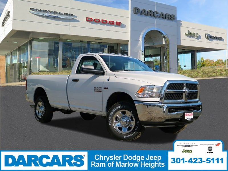 2018 Ram 2500 Regular Cab 4x4,  Pickup #DJ39043 - photo 1