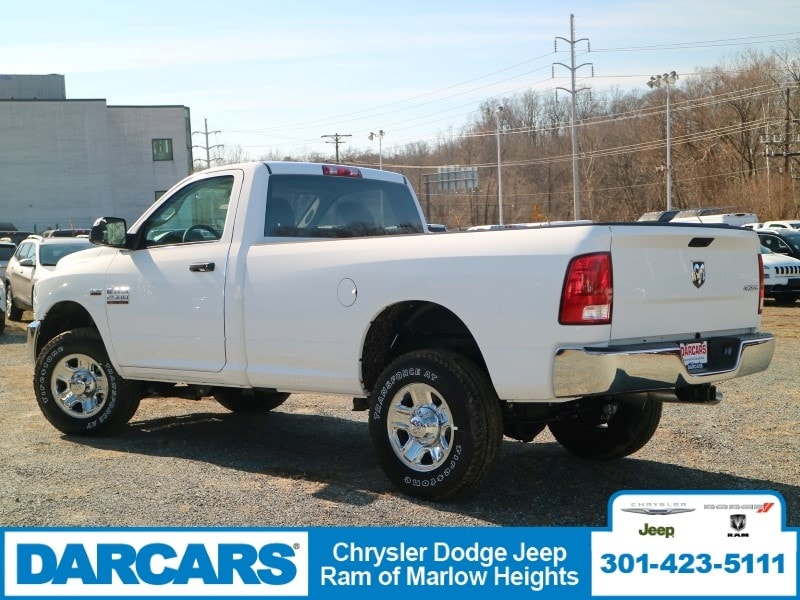 2018 Ram 2500 Regular Cab 4x4,  Pickup #DJ39043 - photo 5
