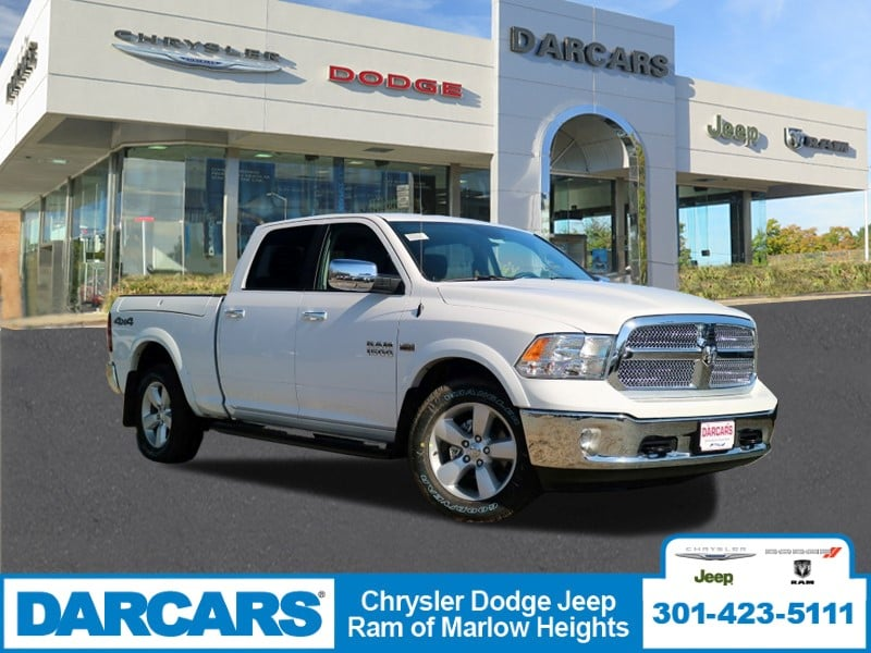 2018 Ram 1500 Crew Cab 4x4,  Pickup #DJ39044 - photo 1