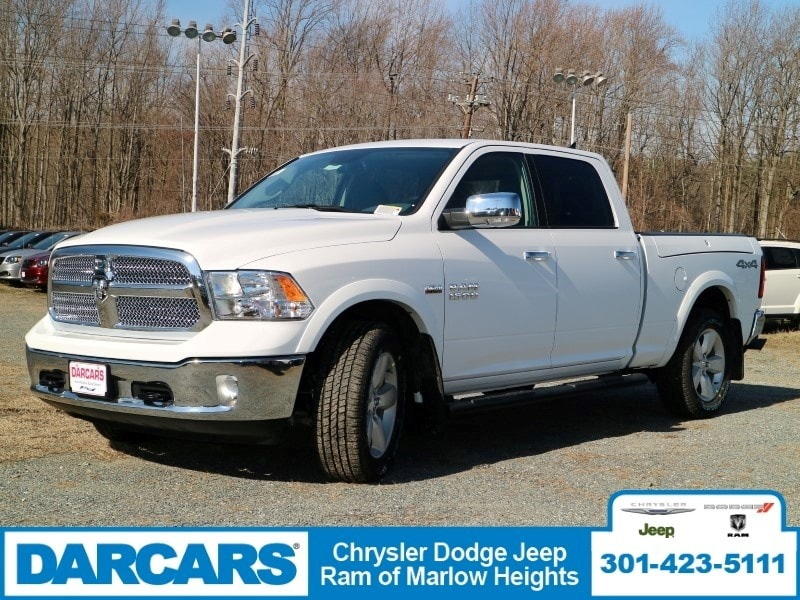 2018 Ram 1500 Crew Cab 4x4,  Pickup #DJ39044 - photo 3