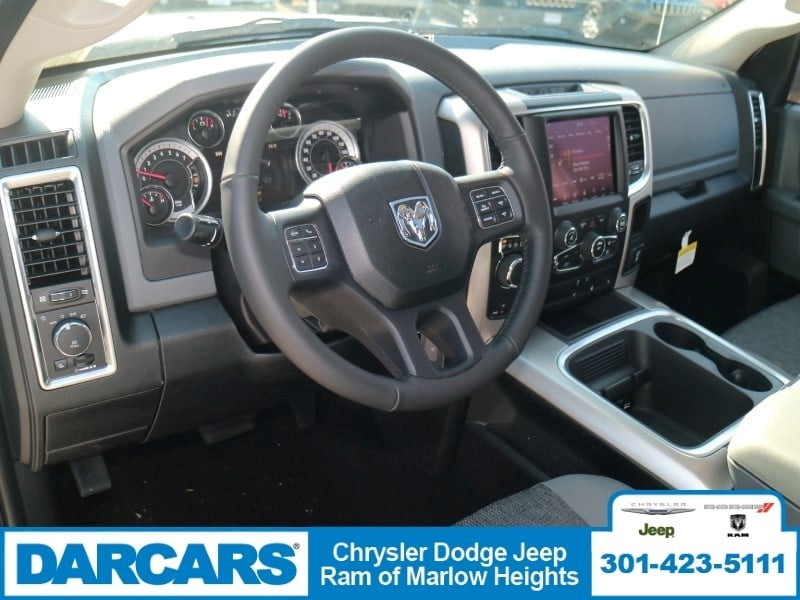 2018 Ram 1500 Crew Cab 4x4,  Pickup #DJ39044 - photo 12