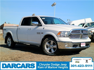 2018 Ram 1500 Crew Cab 4x4,  Pickup #DJ39044 - photo 22
