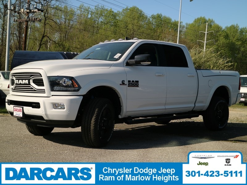 2018 Ram 2500 Crew Cab 4x4,  Pickup #DJ39054 - photo 3