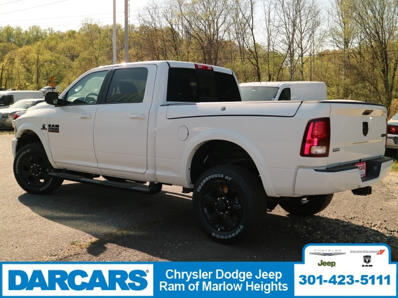 2018 Ram 2500 Crew Cab 4x4,  Pickup #DJ39054 - photo 4