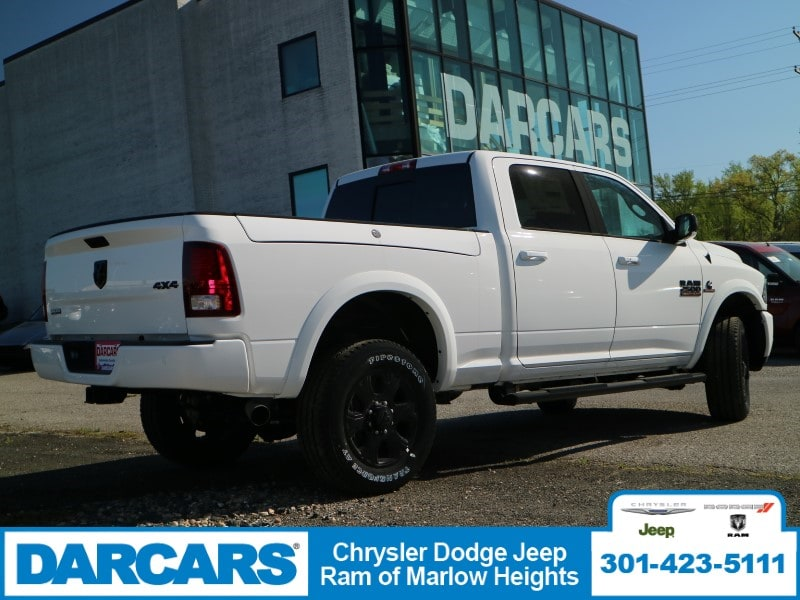 2018 Ram 2500 Crew Cab 4x4,  Pickup #DJ39054 - photo 2