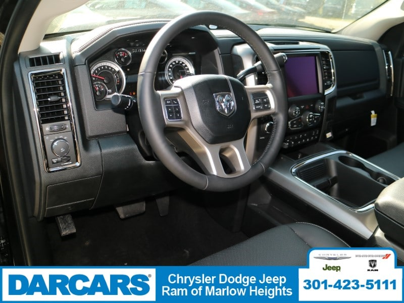 2018 Ram 2500 Crew Cab 4x4,  Pickup #DJ39055 - photo 12