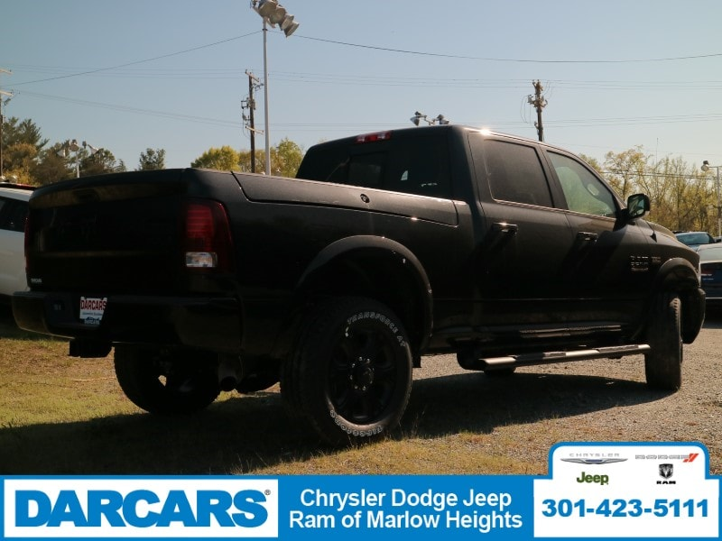 2018 Ram 2500 Crew Cab 4x4,  Pickup #DJ39055 - photo 2