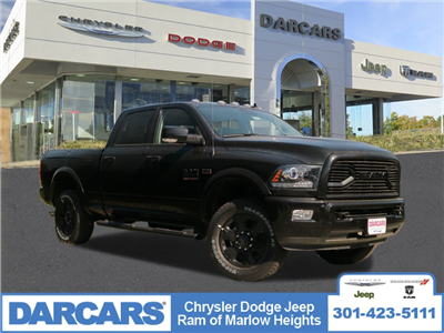 2018 Ram 2500 Crew Cab 4x4,  Pickup #DJ39055 - photo 1