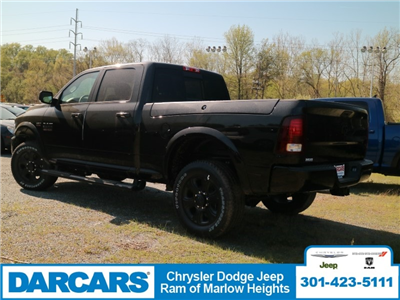 2018 Ram 2500 Crew Cab 4x4,  Pickup #DJ39055 - photo 4