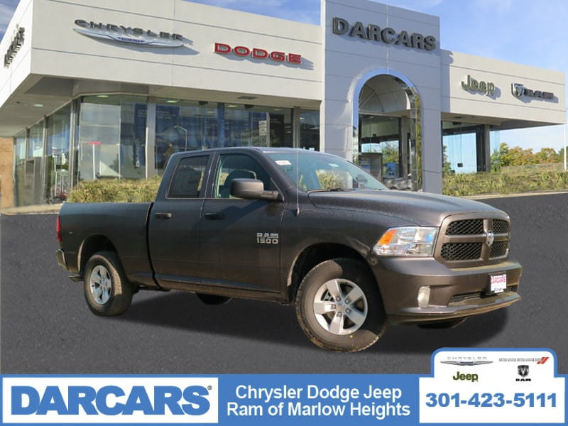 2018 Ram 1500 Quad Cab 4x4,  Pickup #DJ39058 - photo 1