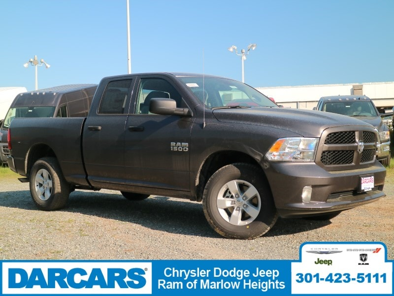 2018 Ram 1500 Quad Cab 4x4,  Pickup #DJ39058 - photo 20