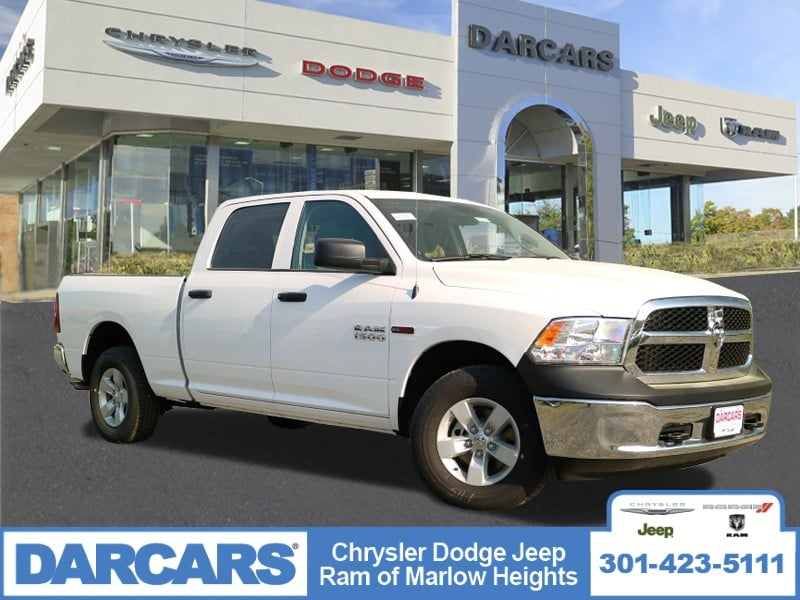 2018 Ram 1500 Crew Cab 4x4,  Pickup #DJ39059 - photo 1