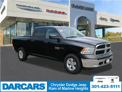 2018 Ram 1500 Crew Cab 4x4,  Pickup #DJ39062 - photo 1