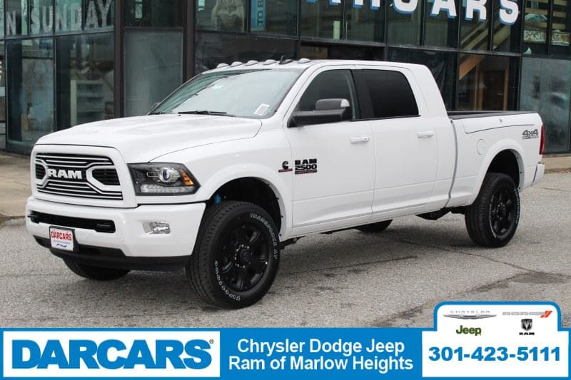 2018 Ram 2500 Mega Cab 4x4,  Pickup #DJ39076 - photo 3