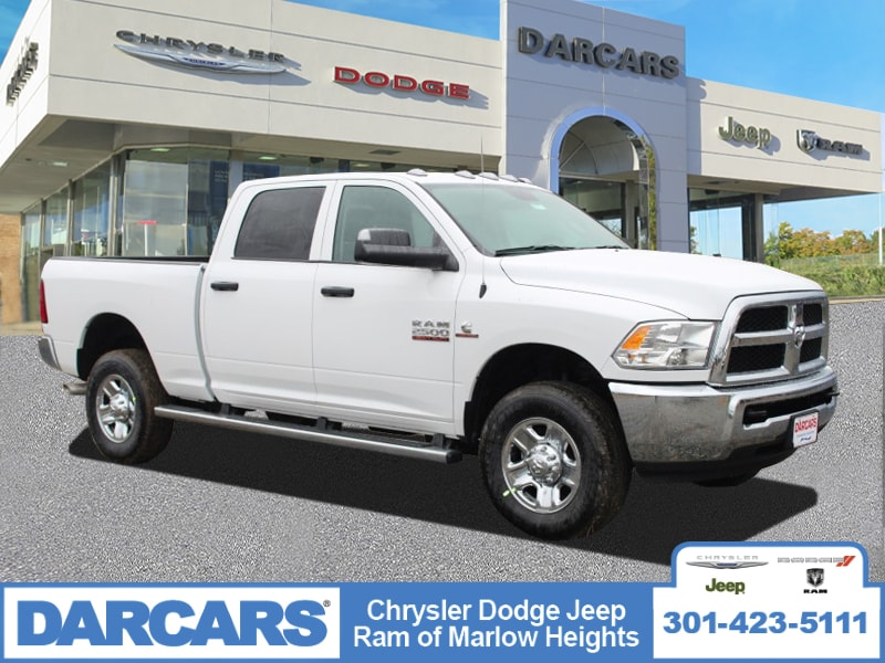 2018 Ram 2500 Crew Cab 4x4,  Pickup #DJ39081 - photo 1