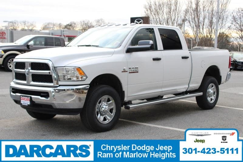2018 Ram 2500 Crew Cab 4x4,  Pickup #DJ39085 - photo 3