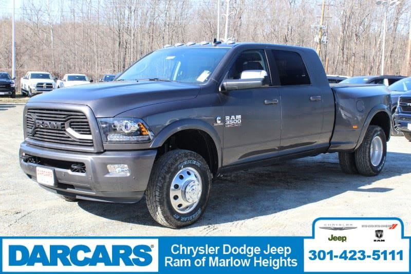 2018 Ram 3500 Mega Cab DRW 4x4,  Pickup #DJ39096 - photo 3