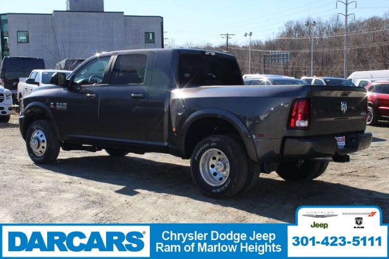 2018 Ram 3500 Mega Cab DRW 4x4,  Pickup #DJ39096 - photo 4