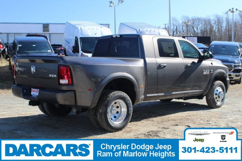 2018 Ram 3500 Mega Cab DRW 4x4,  Pickup #DJ39096 - photo 2