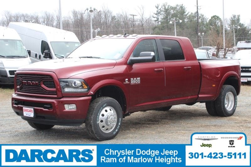 2018 Ram 3500 Mega Cab DRW 4x4,  Pickup #DJ39097 - photo 3