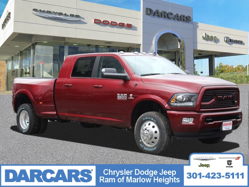 2018 Ram 3500 Mega Cab DRW 4x4,  Pickup #DJ39097 - photo 1