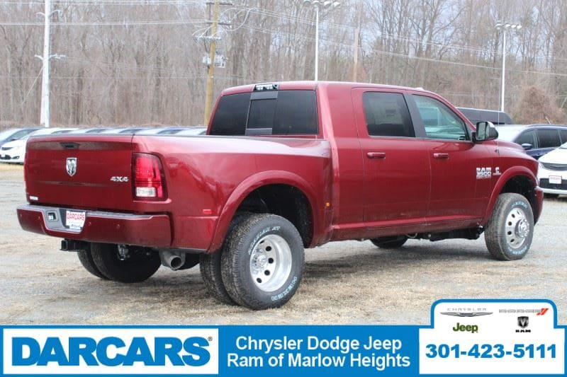 2018 Ram 3500 Mega Cab DRW 4x4,  Pickup #DJ39097 - photo 2