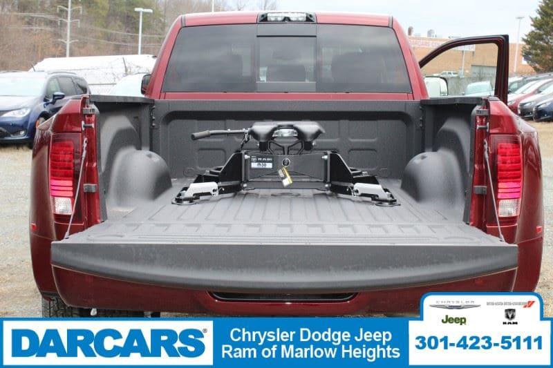 2018 Ram 3500 Mega Cab DRW 4x4,  Pickup #DJ39097 - photo 7