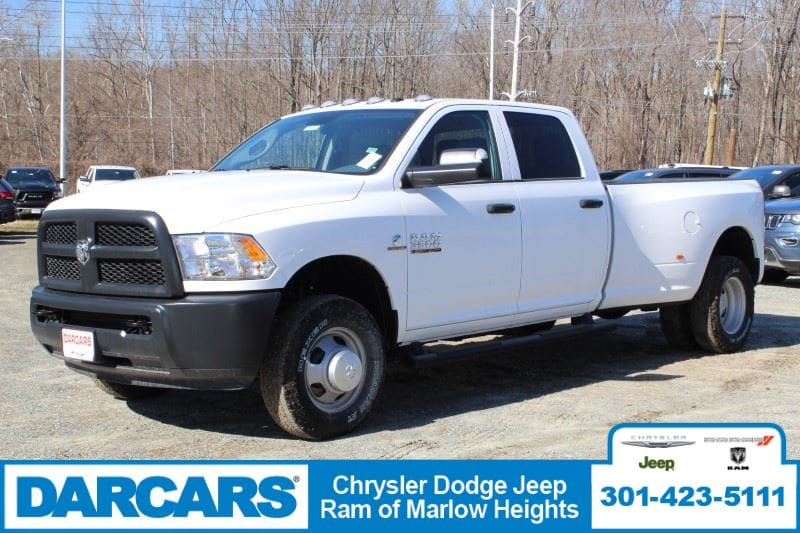 2018 Ram 3500 Crew Cab DRW 4x4,  Pickup #DJ39098 - photo 3