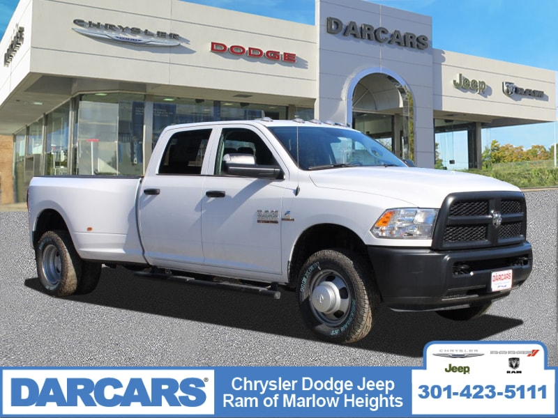2018 Ram 3500 Crew Cab DRW 4x4,  Pickup #DJ39098 - photo 1
