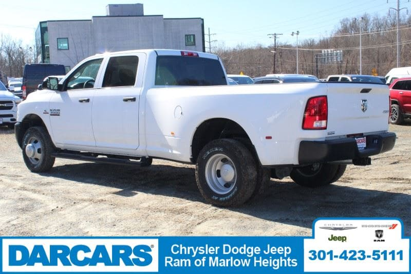 2018 Ram 3500 Crew Cab DRW 4x4,  Pickup #DJ39098 - photo 4