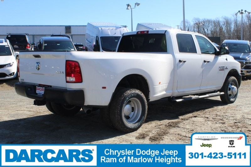 2018 Ram 3500 Crew Cab DRW 4x4,  Pickup #DJ39098 - photo 2