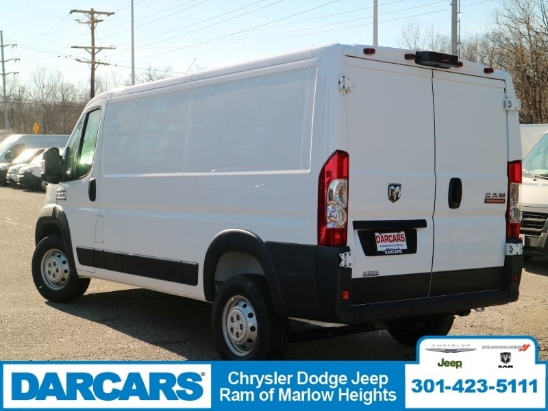 2018 ProMaster 1500, Cargo Van #DJ39507 - photo 4