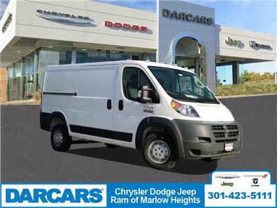 2018 ProMaster 1500, Cargo Van #DJ39507 - photo 1