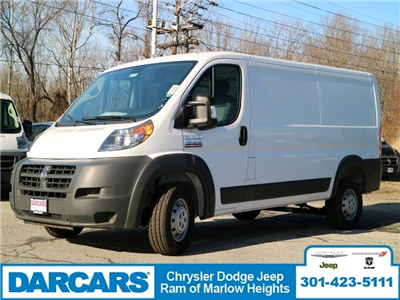 2018 ProMaster 1500, Cargo Van #DJ39507 - photo 3
