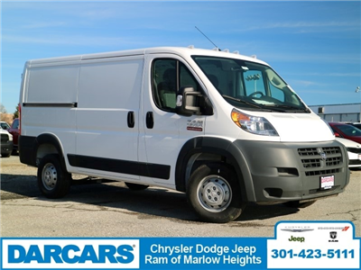 2018 ProMaster 1500, Cargo Van #DJ39507 - photo 23