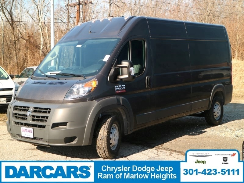 2018 ProMaster 2500, Cargo Van #DJ39513 - photo 3