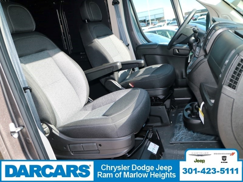 2018 ProMaster 2500, Cargo Van #DJ39513 - photo 9