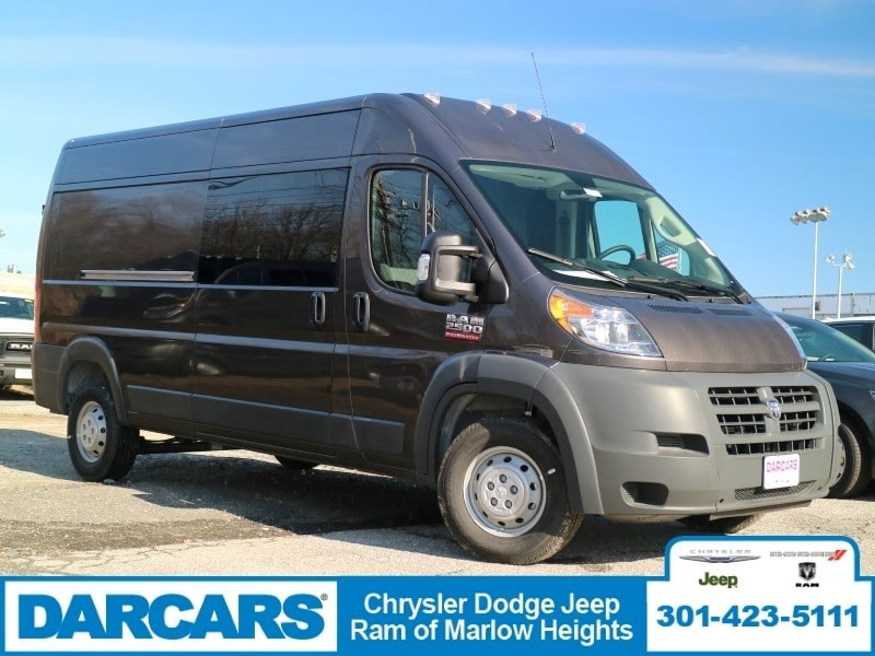 2018 ProMaster 2500, Cargo Van #DJ39513 - photo 23