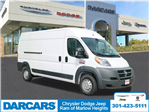 2018 ProMaster 2500 High Roof FWD,  Ranger Design Upfitted Cargo Van #DJ39516 - photo 1
