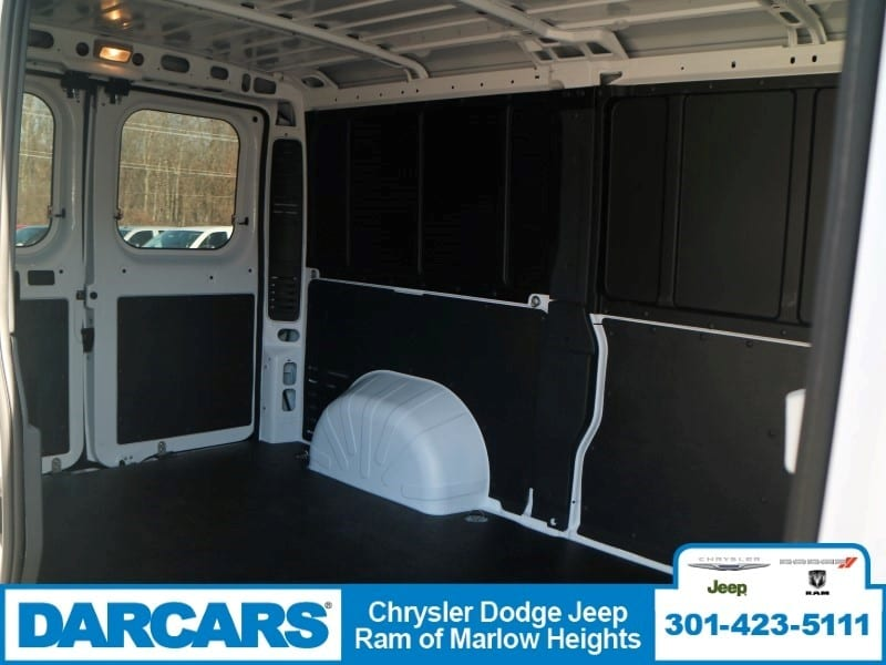 2018 ProMaster 1500 Standard Roof FWD,  Empty Cargo Van #DJ39519 - photo 8