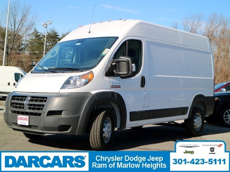 2018 ProMaster 1500 High Roof FWD,  Empty Cargo Van #DJ39525 - photo 3