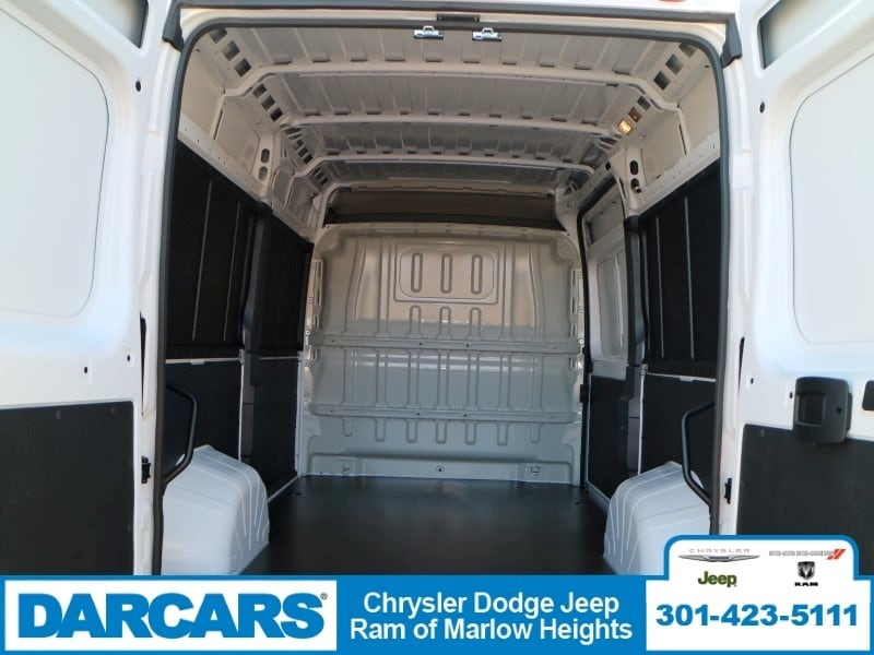 2018 ProMaster 1500 High Roof FWD,  Empty Cargo Van #DJ39525 - photo 2