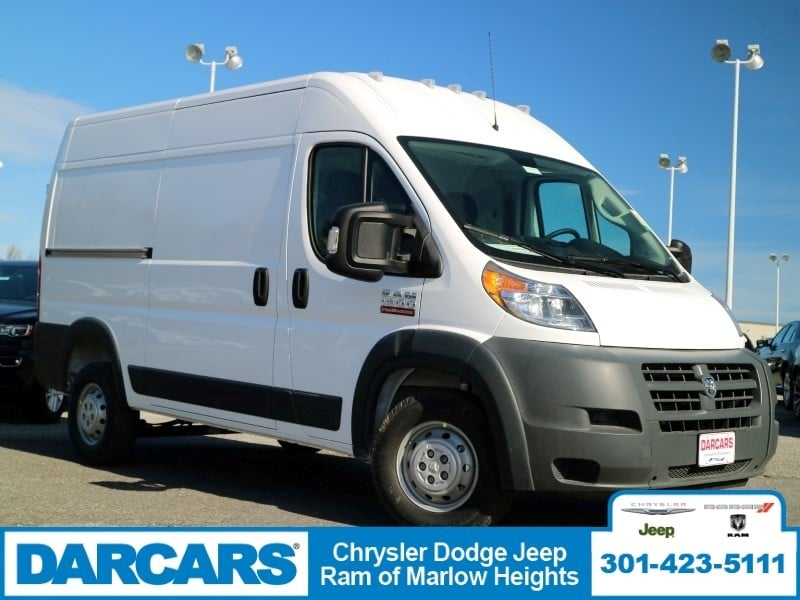 2018 ProMaster 1500 High Roof FWD,  Empty Cargo Van #DJ39525 - photo 21