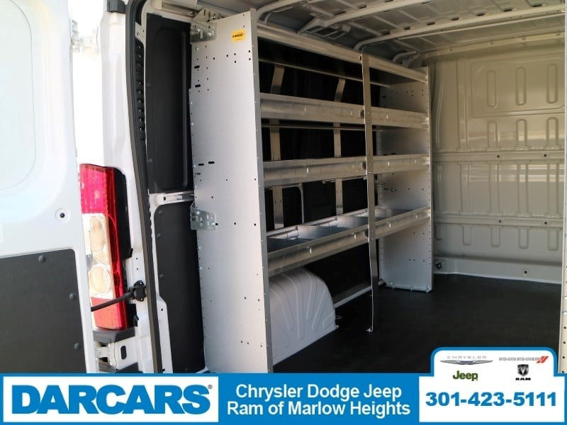 2018 ProMaster 1500 Standard Roof FWD,  Ranger Design Upfitted Cargo Van #DJ39527 - photo 10