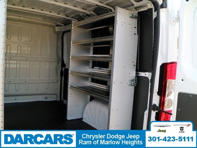 2018 ProMaster 1500 Standard Roof FWD,  Ranger Design Mobile Service Upfitted Cargo Van #DJ39527 - photo 11