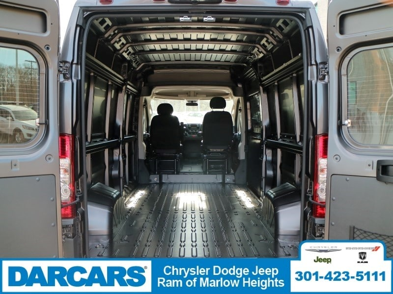 2018 ProMaster 2500, Cargo Van #DJ39528 - photo 2