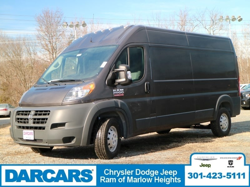 2018 ProMaster 2500, Cargo Van #DJ39528 - photo 3