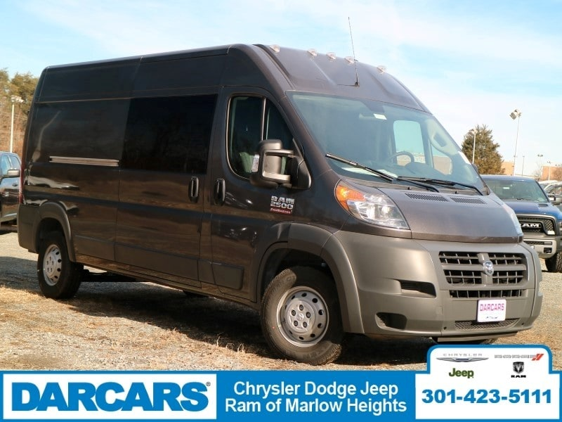2018 ProMaster 2500, Cargo Van #DJ39528 - photo 24